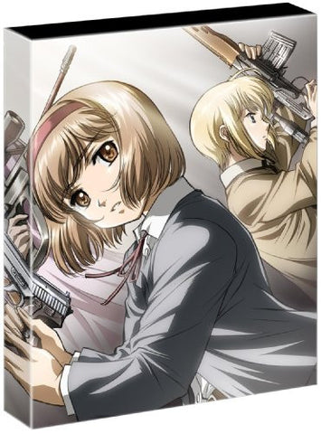 Image for Gunslinger Girl Blu-ray Box