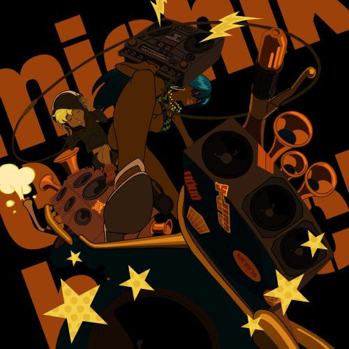Image 1 for Michiko to Hatchin Original Soundtrack Chapter-1