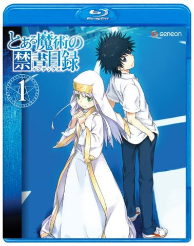 Image for Toaru Majutsu No Index Vol.1
