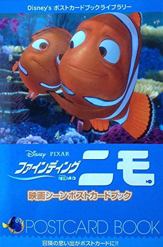 Image 1 for Finding Nemo Movie Scene Postcard Collection Book