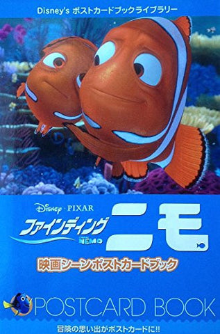 Image for Finding Nemo Movie Scene Postcard Collection Book