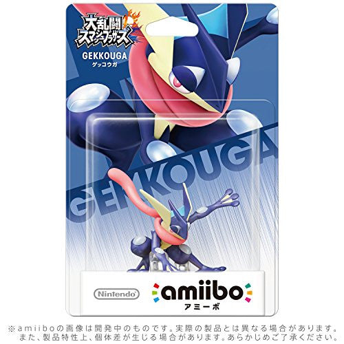 Image 3 for Dairantou Smash Bros. for Wii U - Gekkouga - Amiibo - Amiibo Dairantou Smash Bros. Series (Nintendo)