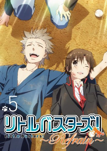 Image 2 for Little Busters - Refrain Vol.5 [Limited Edition]