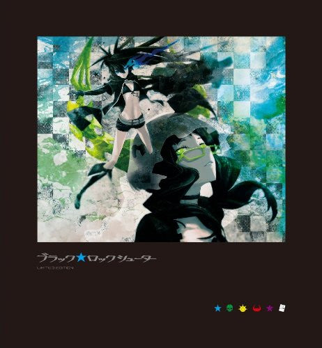 Image 1 for Black Rock Shooter DVD Box [Limited Edition]