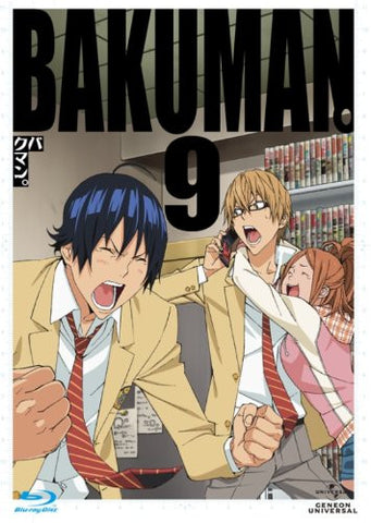 Image for Bakuman 9 [Blu-ray+CD Limited Edition]
