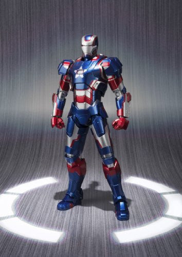 Image 2 for Iron Man 3 - Iron Patriot - S.H.Figuarts (Bandai)
