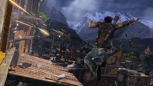 Image 2 for Uncharted 2: Among Thieves / Uncharted: Do ougon Katana to Kie ta Sendan