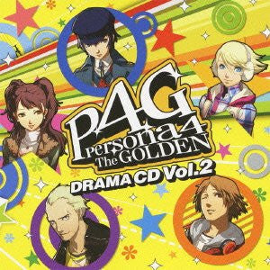 Image 1 for Persona4 The Golden Drama CD Vol.2