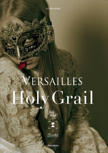Image 1 for Versailles Holy Grail Band Score Book