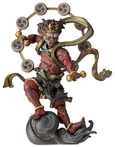 Image for KT Project KT-EX05 - Revoltech - Raijin - Red (Kaiyodo)