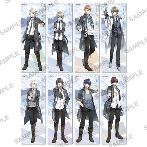 Image 3 for NORN9 Norn+Nonette - Touya Masamune - NORN9 Norn+Nonette Pos x Pos Collection - Pos x Pos Collection - Stick Poster (Media Factory)