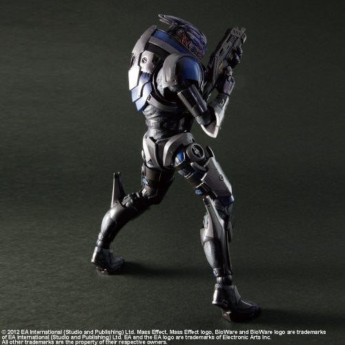 Image 2 for Mass Effect 3 - Garrus Vakarian - Play Arts Kai (Square Enix)