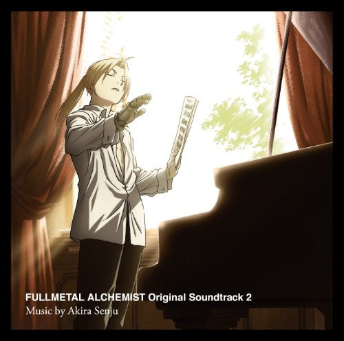 Image 1 for FULLMETAL ALCHEMIST Original Soundtrack 2