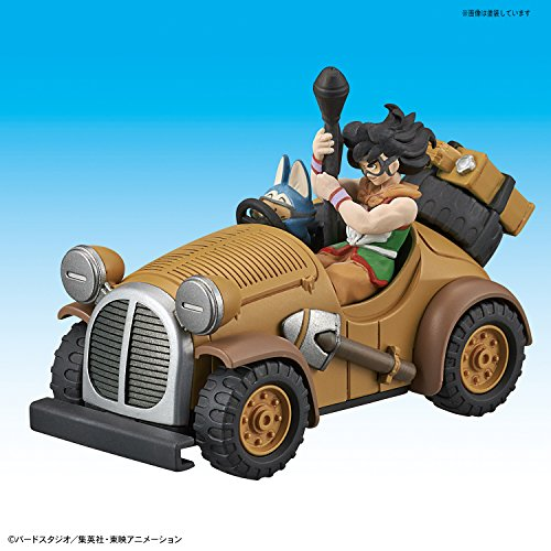 Dragon Ball - Puar - Yamcha - Mecha Colle - Mecha Collection Dragon Ball Vol.5 - Yamcha's Might Mouse (Bandai)