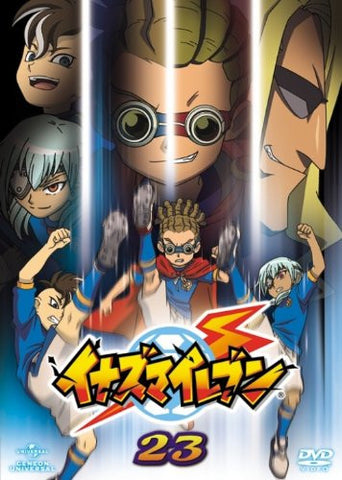 Image for Inazuma Eleven 23
