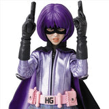Thumbnail 5 for Kick-Ass - Hit-Girl - Real Action Heroes #677 - 1/6 (Medicom Toy)