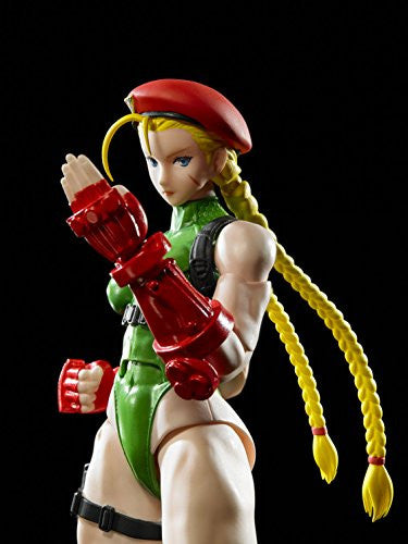 Image 5 for Street Fighter V - Cammy - S.H.Figuarts