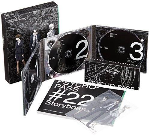 Image 1 for PSYCHO-PASS Complete Original Soundtrack [Limited Edition]