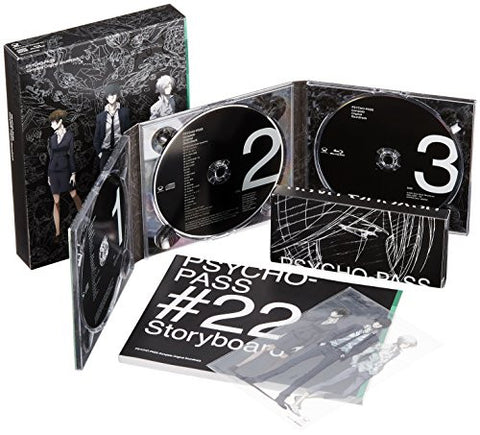 Image for PSYCHO-PASS Complete Original Soundtrack [Limited Edition]