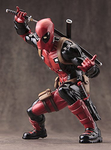 Image 2 for X-Men - Deadpool - ARTFX+ - Marvel NOW! - 1/10 (Kotobukiya)