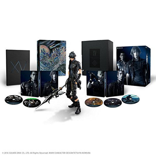 Image 1 for FINAL FANTASY XV ULTIMATE COLLECTOR'S EDITION