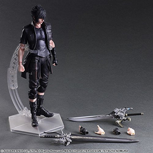 Image 2 for Final Fantasy XV - Noctis Lucis Caelum - Play Arts Kai - Variant Play Arts Kai (Square Enix)