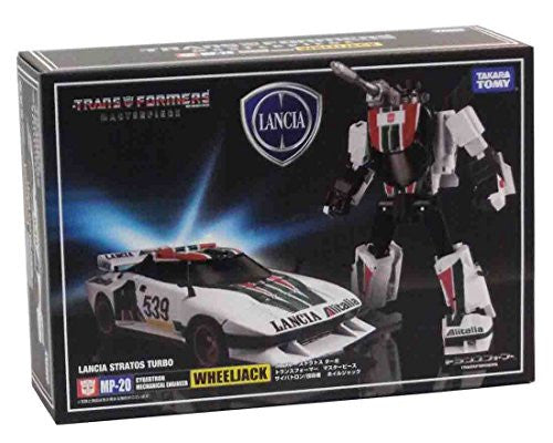 Image 9 for Transformers - Wheeljack - The Transformers: Masterpiece - MP20 (Takara Tomy)