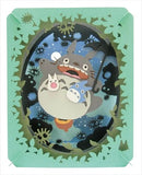 Paper Theater - My Neighbor Totoro - PT-048 - Bright Moon in the Sky - 1