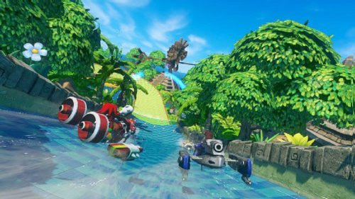 Image 2 for Sonic & All-Stars Racing Transformed