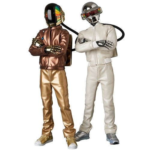 Image 2 for Daft Punk - Thomas Bangalter - Real Action Heroes No.765 - 1/6 - Discovery, Ver.2.0 (Medicom Toy)