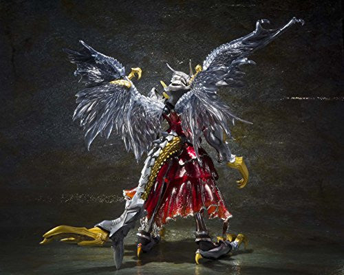 Image 5 for Kamen Rider Wizard - S.I.C. - Flame Dragon Style, All Dragon (Bandai)