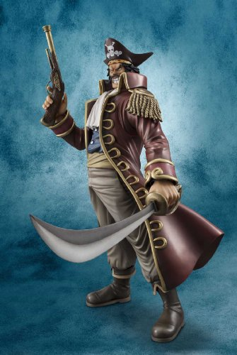 Image 3 for One Piece - Gol D. Roger - Excellent Model - Portrait Of Pirates DX - 1/8 (MegaHouse)