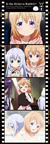 Image 7 for Gochuumon wa Usagi Desu ka? - Hoto Kokoa - Kafuu Chino - Tedeza Rize - Ujimatsu Chiya - Clear Poster - Gochuumon wa Usagi Desu ka? Clear Poster Collection - Film version (Zext Works)