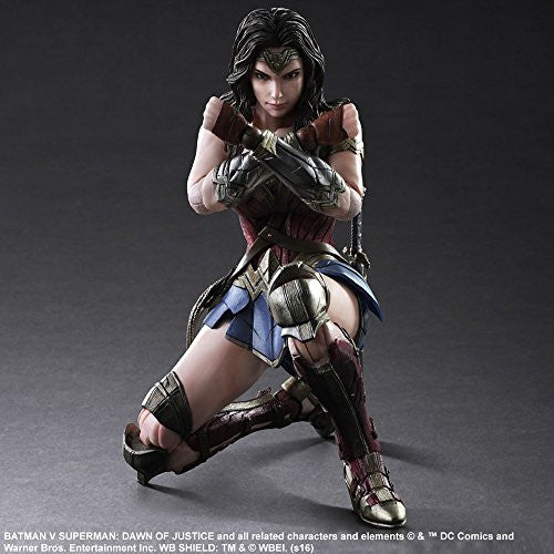 Image 3 for Batman v Superman: Dawn of Justice - Wonder Woman - Play Arts Kai (Square Enix)