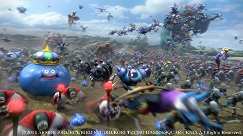 Image 3 for Dragon Quest Heroes: Anryu to Sekaiju no Jou