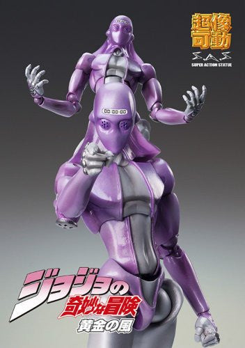 Image 2 for Jojo no Kimyou na Bouken - Vento Aureo - Moody Blues - Super Action Statue #57 (Medicos Entertainment)