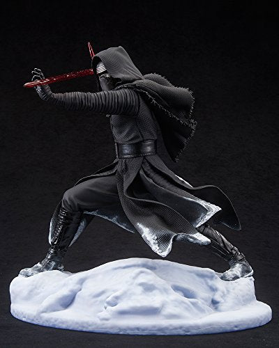 Image 3 for Star Wars: The Force Awakens - Kylo Ren - ARTFX Statue - 1/7 (Kotobukiya)