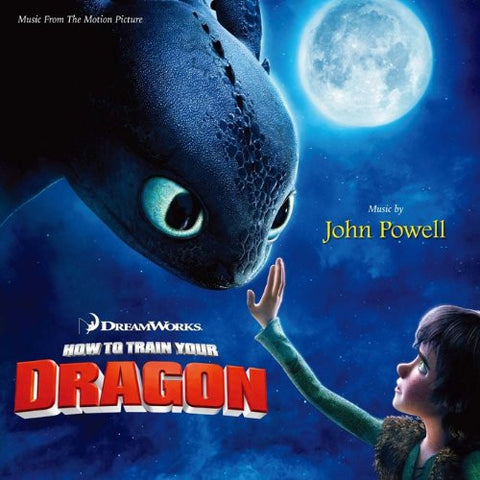 Image for HOW TO TRAIN YOUR DRAGON Music From The Motion Picture