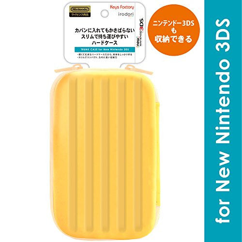 Image 1 for Trunk Case for New 3DS (Yellow)