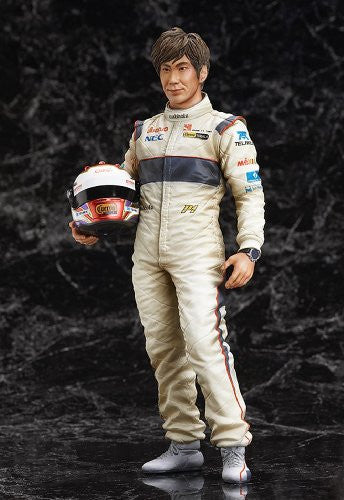 Image 3 for Formula 1 - Kobayashi Kamui - 1/8 (Good Smile Company)