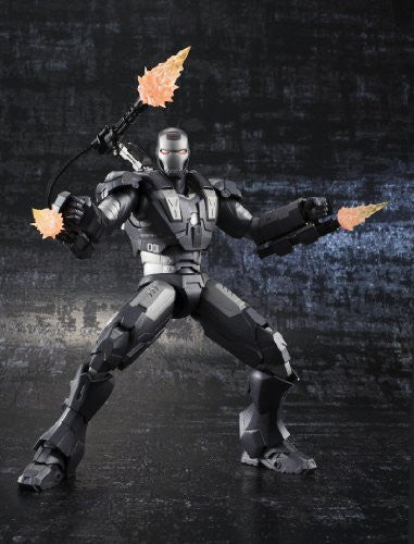 Image 6 for Iron Man 2 - War Machine - S.H.Figuarts (Bandai)