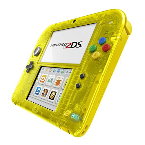 Image 2 for Nintendo 2DS Pokémon Pikachu Limited Edition