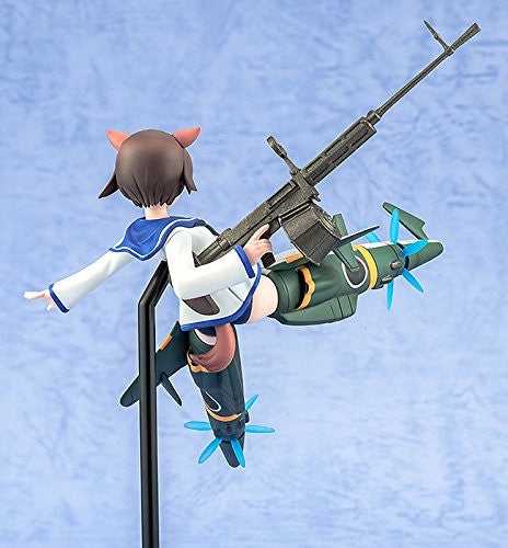 Image 4 for Strike Witches Movie - Sakamoto Mio - Plamax MF-06 - Minimum Factory - 1/20 (Max Factory)