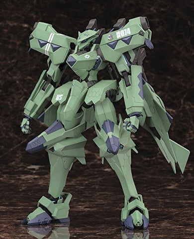 Image for Muv-Luv Alternative - Muv-Luv Unlimited The Day After - F-22A Raptor - Alfred Walken Custom (Kotobukiya)