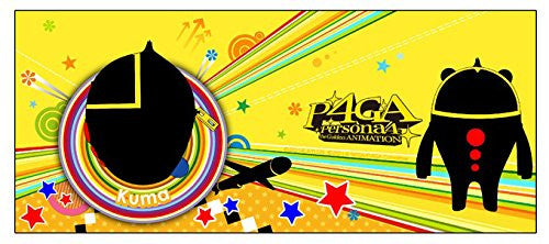 Image 3 for Persona 4: the Golden Animation - Kuma - Mug (Penguin Parade)