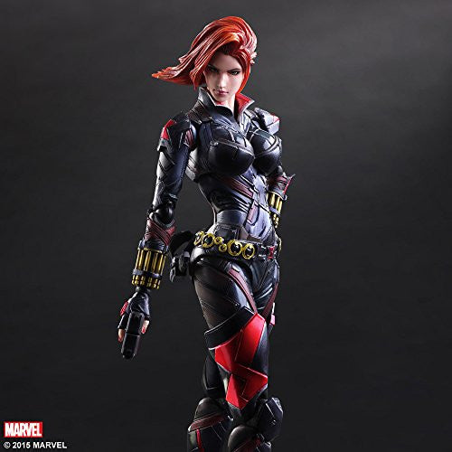 Image 5 for Avengers - Black Widow - Play Arts Kai (Square Enix)