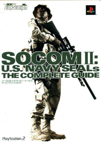 Socom Ii: Us Navy Sea Ls The Complete Guide Book / Ps2