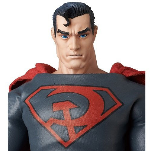 Image 3 for Superman: Red Son - Superman - Real Action Heroes #715 - 1/6 - Redson Ver. (Medicom Toy)