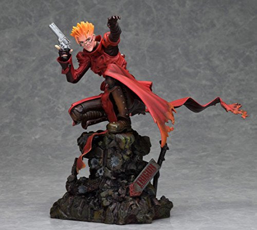 Image 5 for Trigun: Badlands Rumble - Vash the Stampede - 1/6 - Attack Ver. (Fullcock)