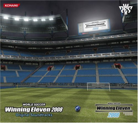 Image for World Soccer Winning Eleven 2008 Original Soundtracks